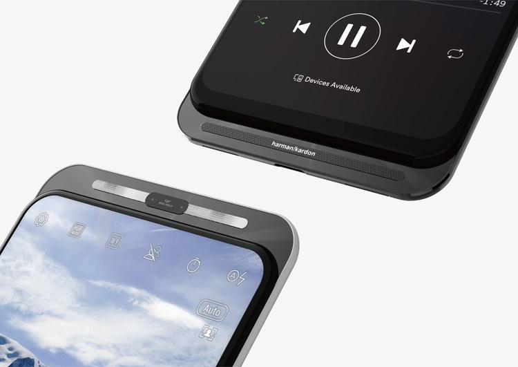 """Двойной слайдер: рендеры раскрывают необычный дизайн нового смартфона ASUS"""""""