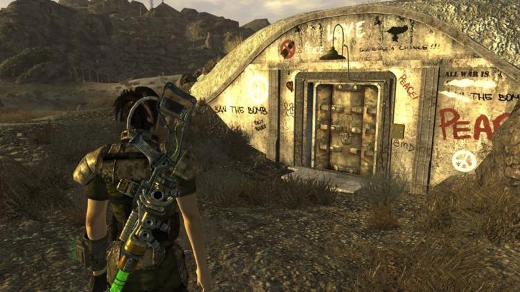 """Вышла модификация, позволяющая играть в Fallout: New Vegas после завершения сюжета"""""""