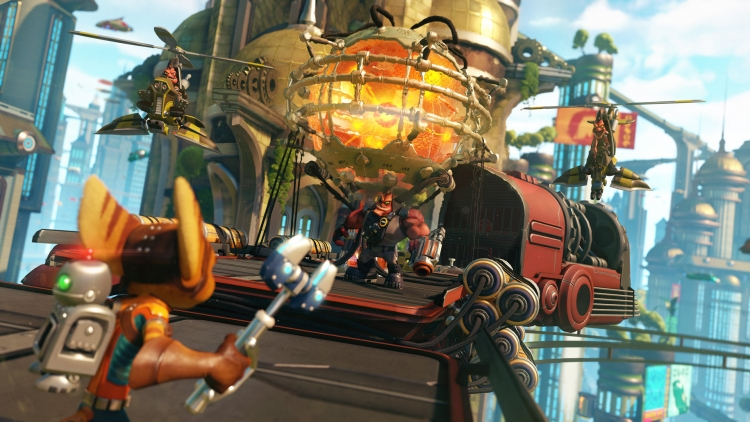 """Слухи: продолжение Ratchet & Clank уже в разработке и выйдет на PS4"""""""