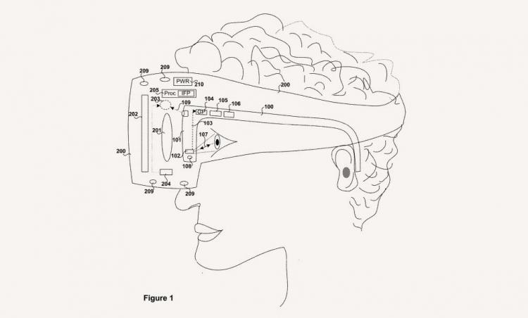 """Sony запатентовала коррекционные очки для использования со шлемами VR"""""""