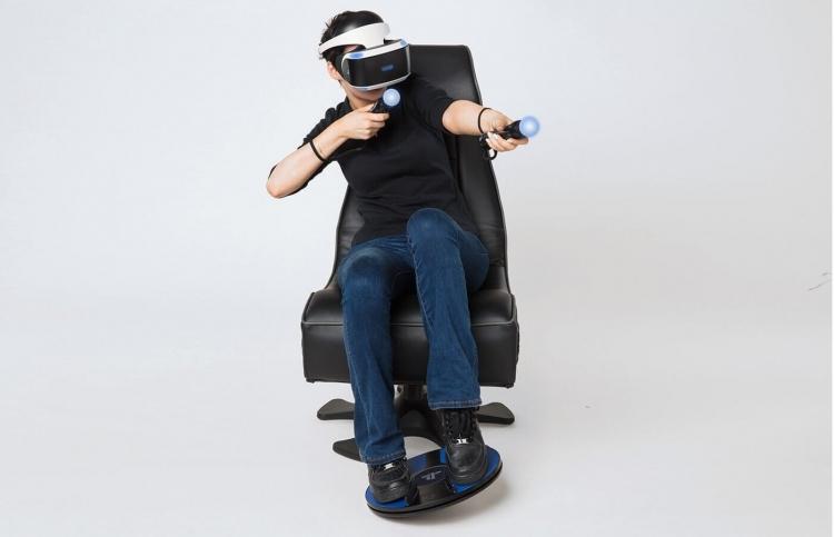 """3dRudder выпустит ножной контроллер для PlayStation VR этим летом"""""""