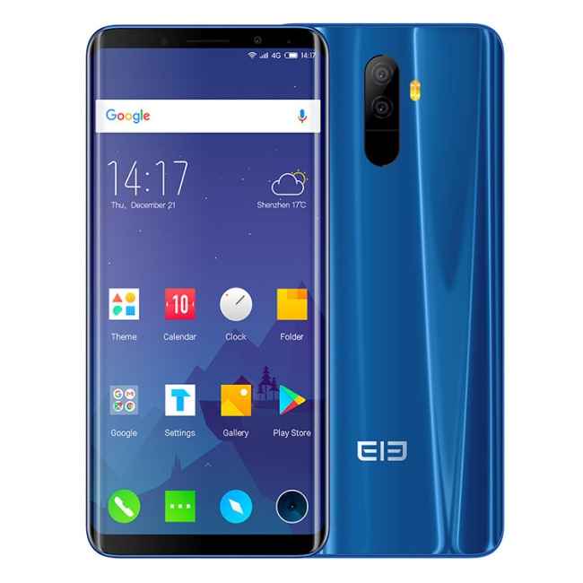 "В Coolicool стартовали продажи 5,99"" смартфона Elephone U PRO 4G со скидкой 26 %"""