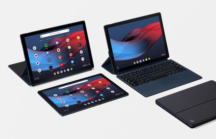"""Google подтвердила подготовку новых планшетов и ноутбуков"""""""