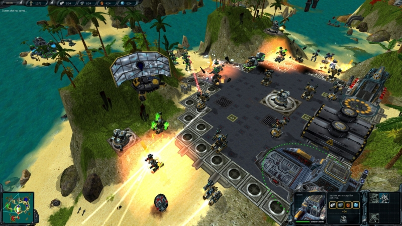 В продолжении «Космических рейнджеров» добавили RTS-режим