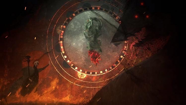 Кадр из тизера Dragon Age 4