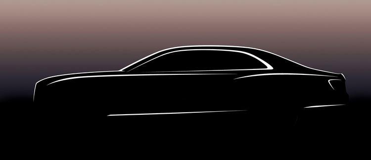 """Опубликованы тизеры нового седана Bentley Flying Spur"""""""