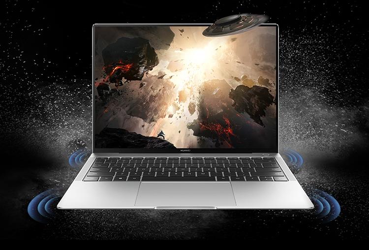 "Ноутбук Huawei MateBook X Pro оснащён экраном 3К и процессором Intel Whiskey Lake"""