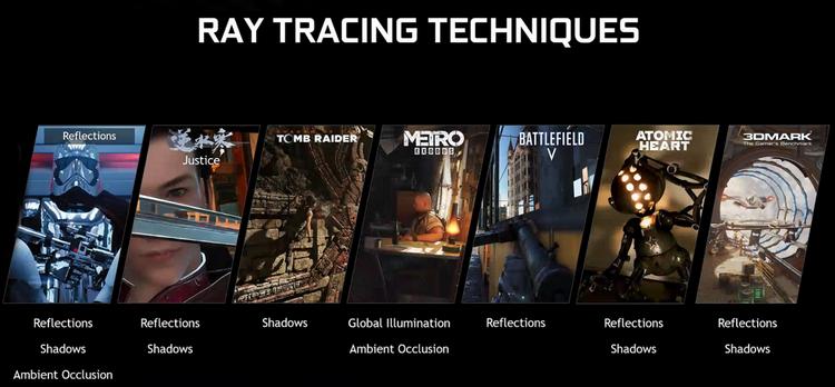 """Трассировка лучей пришла на GeForce GTX: можете убедиться сами"""""""