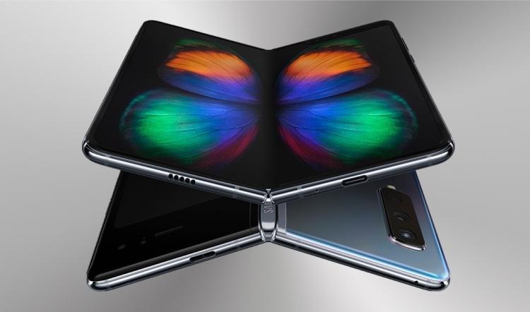 """12 апреля в США стартует предзаказ на смартфоны Samsung Galaxy Fold и Galaxy S10 5G"""""""