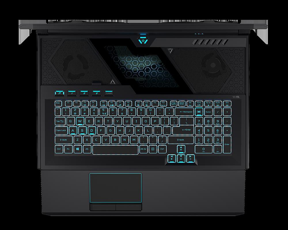 Predator Helios 700 получил уникальную выдвижную клавиатуру Hyper Drift