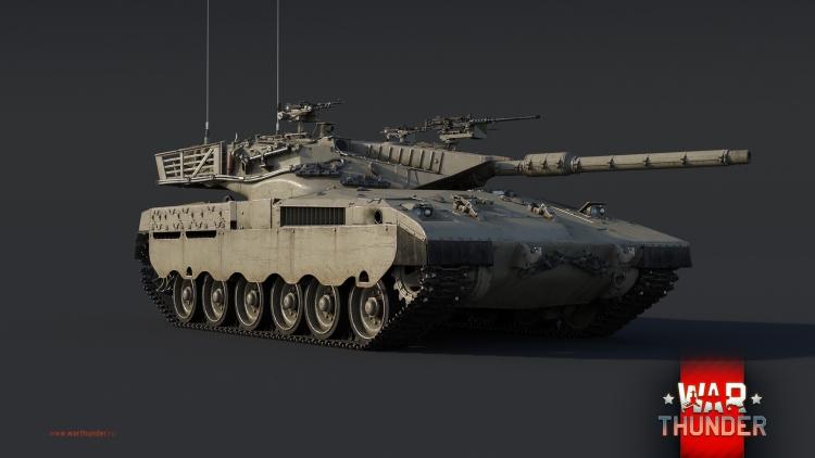 Танк Merkava Mk.1