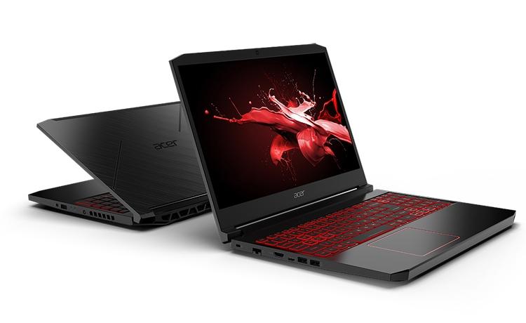 """Acer представила игровой ноутбук Nitro 7 и обновленный Nitro 5"""""""