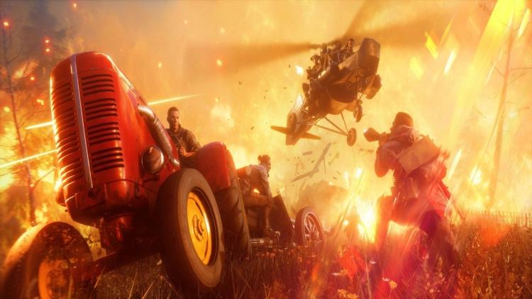"""В королевскую битву в Battlefield V добавили временный режим на двоих"""""""