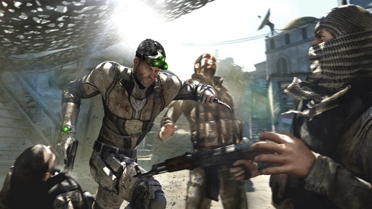Splinter Cell: Blacklist,