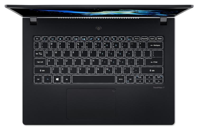 """Бизнес-ноутбук Acer TravelMate P6 работает до 20 часов без подзарядки"""""""