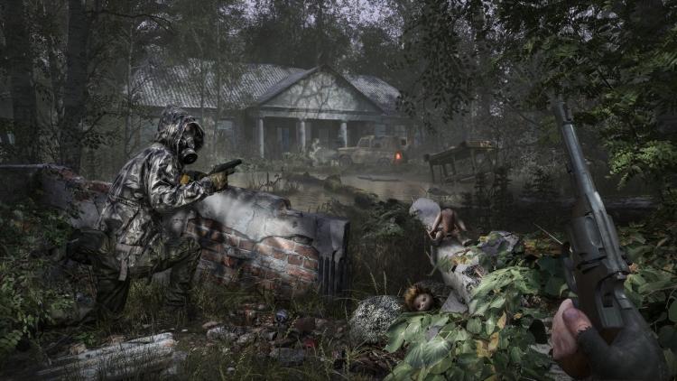"""Видео: мрачная Чернобыльская зона отчуждения и сюжетная завязка в Chernobylite"""""""