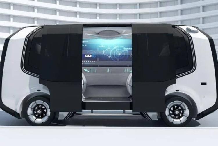 """Huawei может представить свой первый автомобиль на Шанхайском автосалоне"""""""