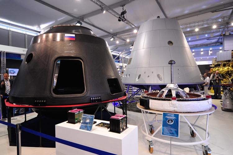 """«Орёл» или «Аист»: названы новые возможные имена корабля «Федерация»"""""""