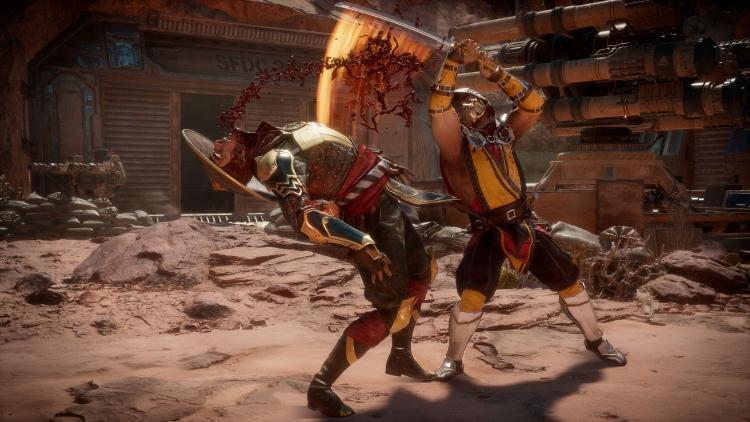 """Видео: Китана вернётся в Mortal Kombat 11 и сразится с бойцом-насекомой Ди'Ворой"""""""