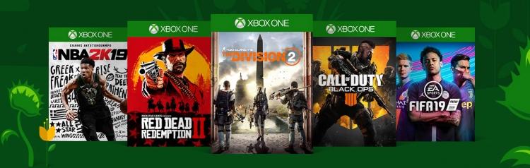 """В магазине Xbox началась большая весенняя распродажа"""""""