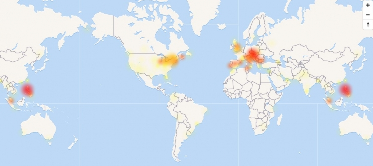 "Facebook, Instagram и WhatsApp сбоят по всему миру"""