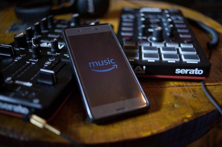 Amazon желает  запустить собственный бесплатный музыкальный сервис