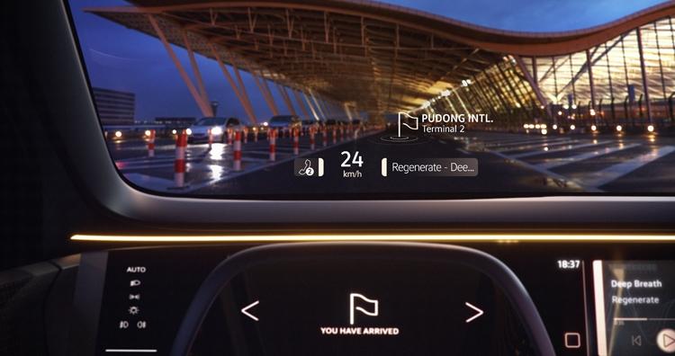 """Volkswagen ID. Roomzz: электрический кроссовер с автопилотом четвёртого уровня"""""""