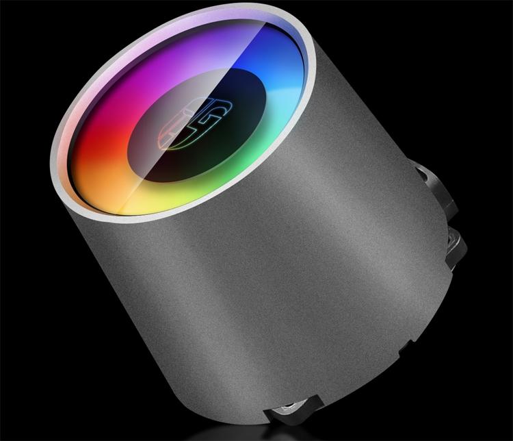"""Deepcool Castle 240RGB V2: универсальная СЖО с эффектной подсветкой"""""""
