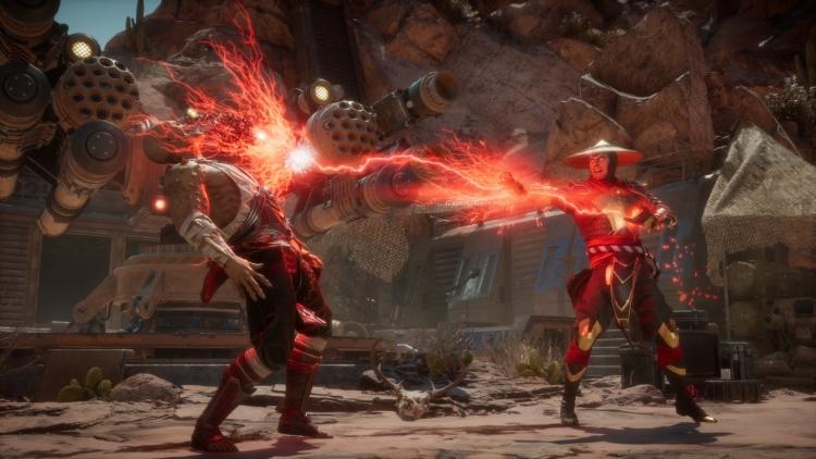 """В Mortal Kombat 11 присутствуют микротранзакции, но только для косметических предметов"""""""