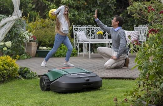 """RobomowRS635 Pro SV: робот-газонокосилка стехнологией визуального распознавания"""""""