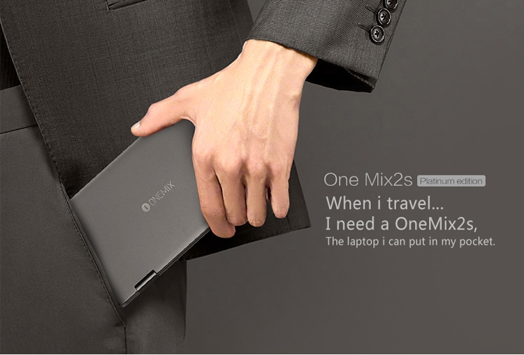 """Мини-ноутбук One Mix 2S Yoga получил процессор Intel Core i7 Amber Lake"""""""