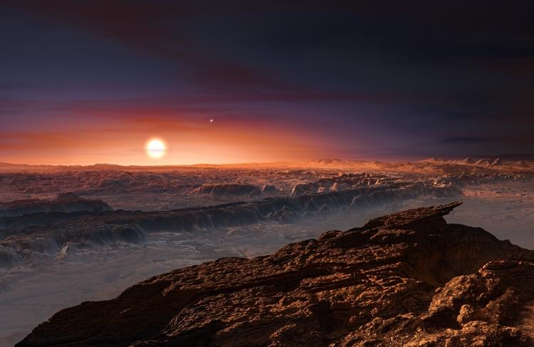 """У ближайшей к Солнцу звезды, возможно, обнаружена суперземля"""""""
