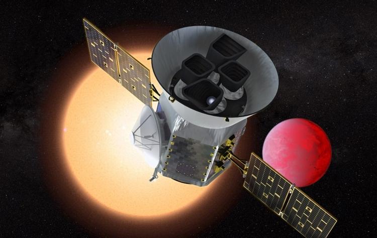 """Орбитальный телескоп TESS обнаружил свою первую «Землю»"""""""