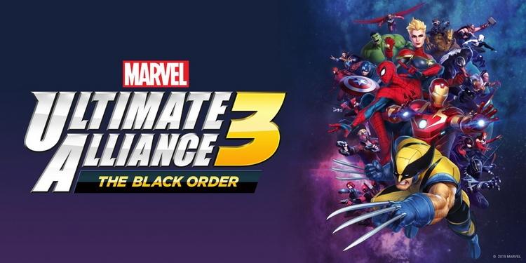 """Эксклюзивный экшен Marvel Ultimate Alliance 3: The Black Order выйдет на Switch 19 июля"""""""