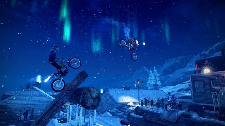 """Видео: порция безумных трюков и уровней в первом дополнении к Trials Rising"""""""