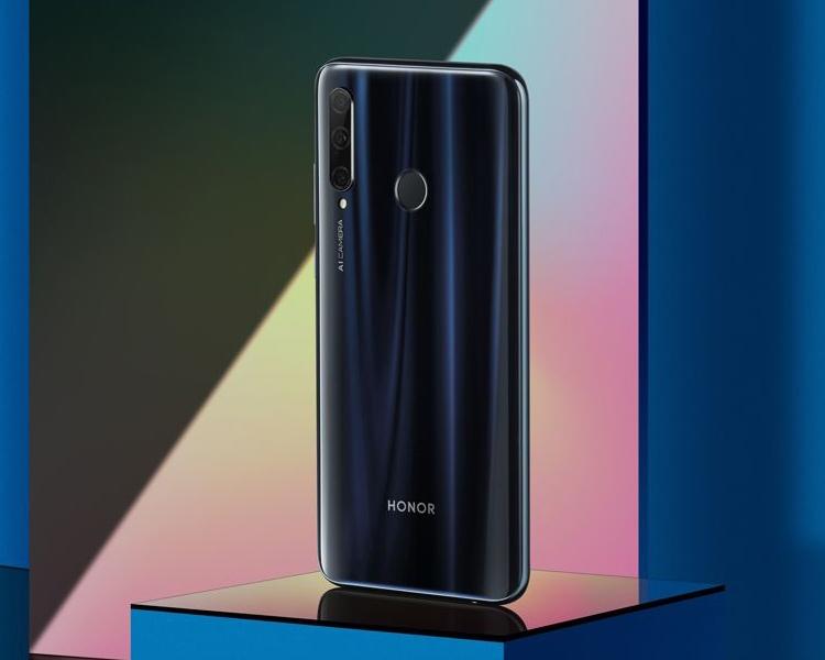 Смартфон-середнячок Honor 20i предстал в четырёх версиях