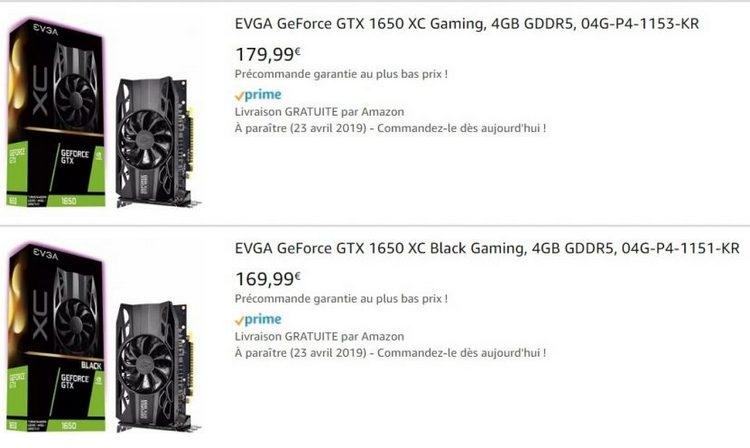 """Стоимость видеокарт GeForce GTX 1650 будет стартовать с отметки в $149"""""""