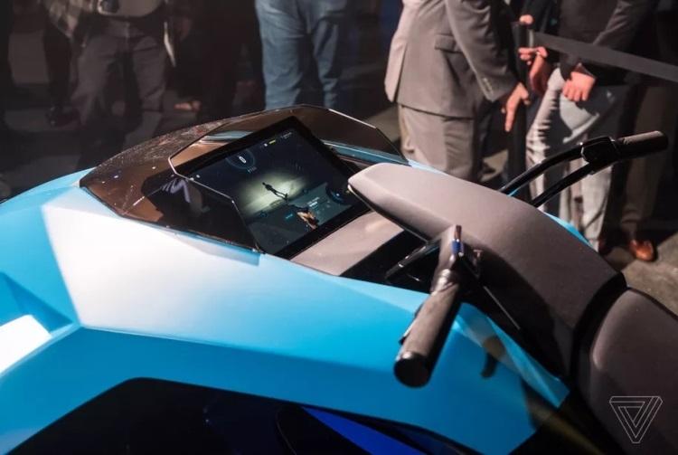 """Nikola Wav: электрический гидроцикл с дисплеем 4К и круиз-контролем"""""""