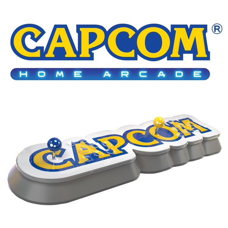Capcom анонсировала консоль Capcom Home Arcade с Darkstalkers, Strider и другими играми в комплекте