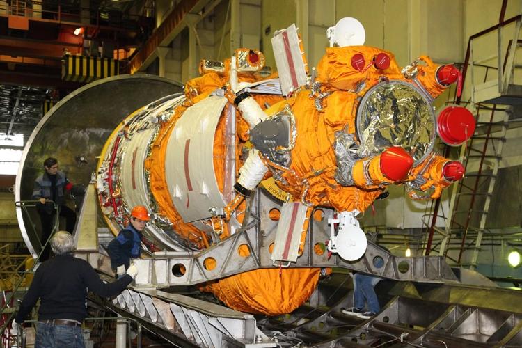 Новый ДЗЗ-спутник «Ресурс-П» планируется вывести на орбиту в конце 2020 года