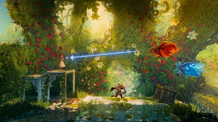 "Трейлер Trine: Ultimate Collection — все сказки в одном сборнике"""