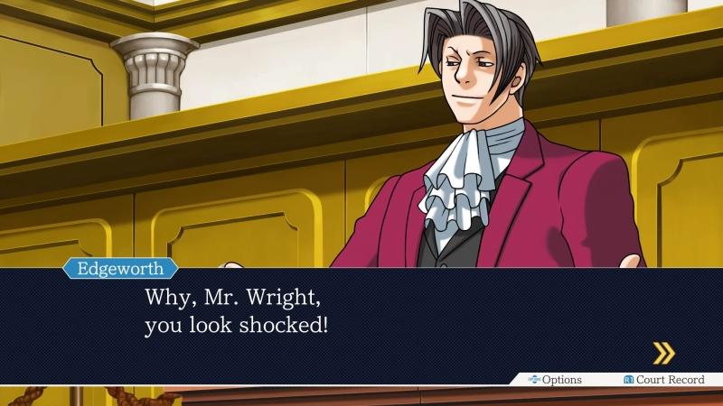 Когда видишь улыбающегося прокурора, понимаешь, что скоро ему будет не до шуток