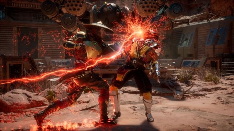 """Видео: игровой процесс Mortal Kombat 11 на Nintendo Switch"""""""