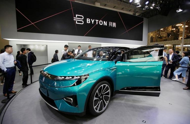 """Серийное производство китайского ответа Tesla начнётся в июле"""""""