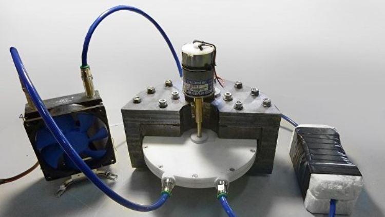 """Российские инженеры создали высокоэффективный магнитный холодильник"""""""