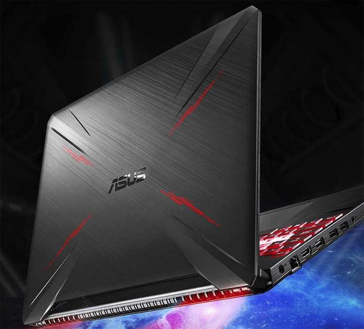 "ASUS FX95DD: ноутбук с процессором AMD Ryzen 7 3750H и картой GeForce GTX 1050"""
