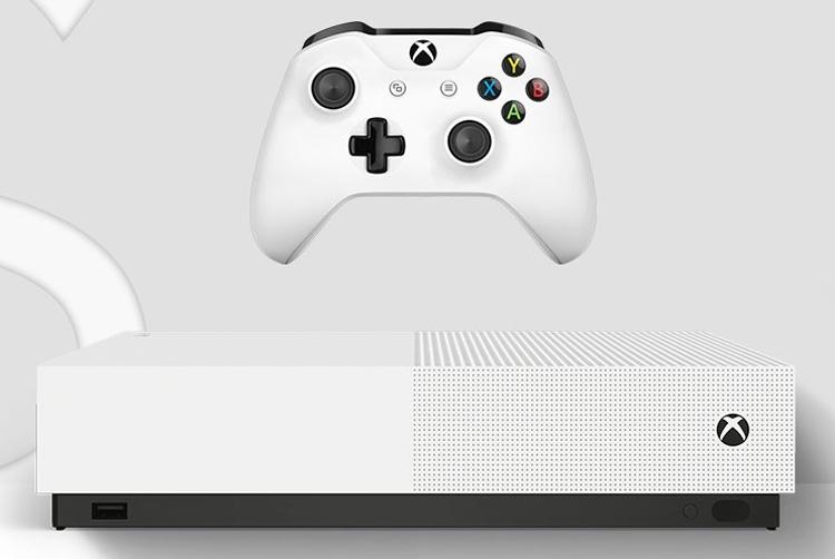 "Юмористический ролик Microsoft о создании Xbox One S All-Digital Edition"""