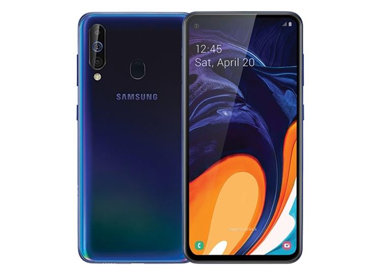 """Смартфон Samsung Galaxy A60 с экраном Full HD+ Infinity-O оценён в $300"""""""