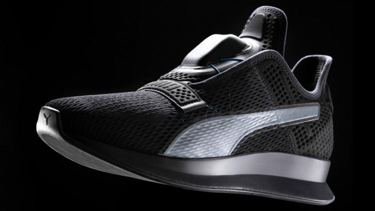 Puma предлагает желающим протестировать самозашнуровывающися кроссовки