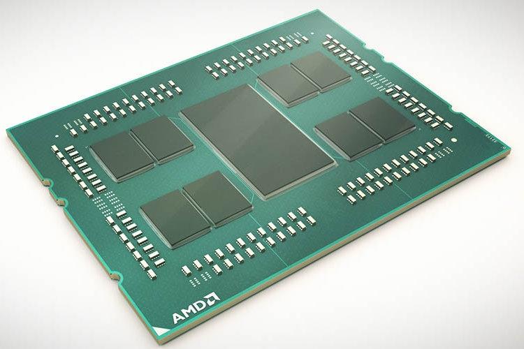 Процессор AMD EPYC второго поколения (Rome)